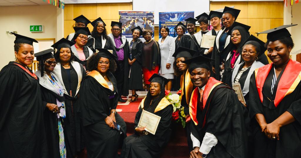 Dips Alumni Graduation